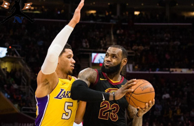 LeBron Imbangi Larry Bird, Cavs Kalahkan Lakers